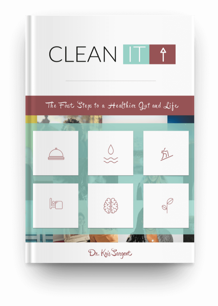 clean it up book front